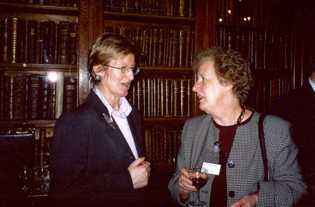 Reception at the 2002 British Museum Colloquium.