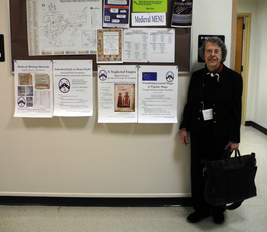 Adelaide Bennett and Research Group Posters at 2014 International Congresss on Medieval Studies