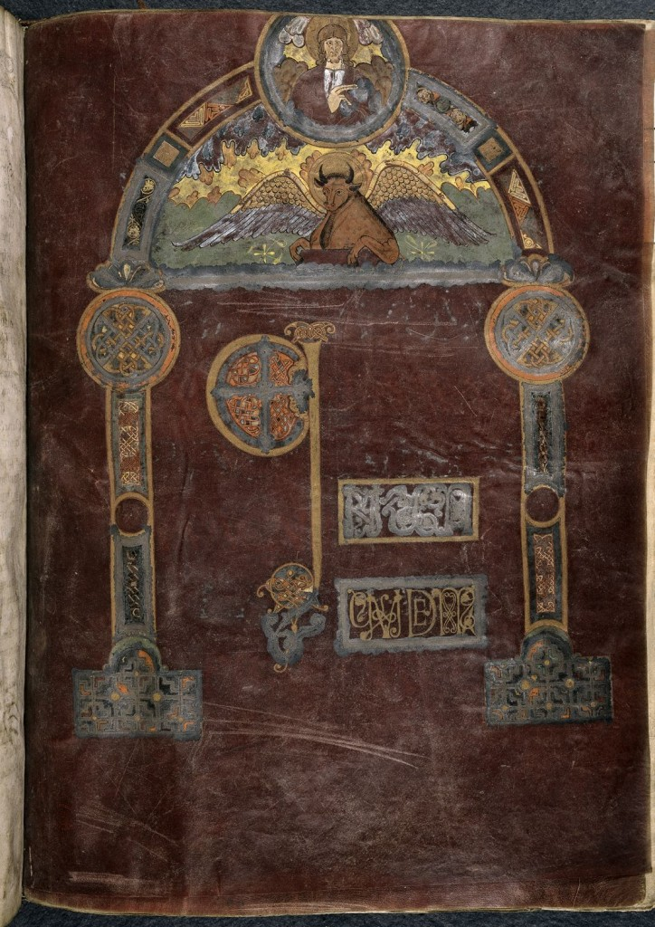 © British Library Board. Royal MS 1 E.VI, folio 43r. Reproduced by permission