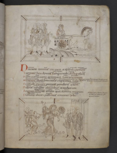 © The British Library Board. Additional MS 24199, folio 18r. Reproduced by permission.