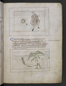 © The British Library Board. Additional MS 24199, folio 21r. Reproduced by permission.