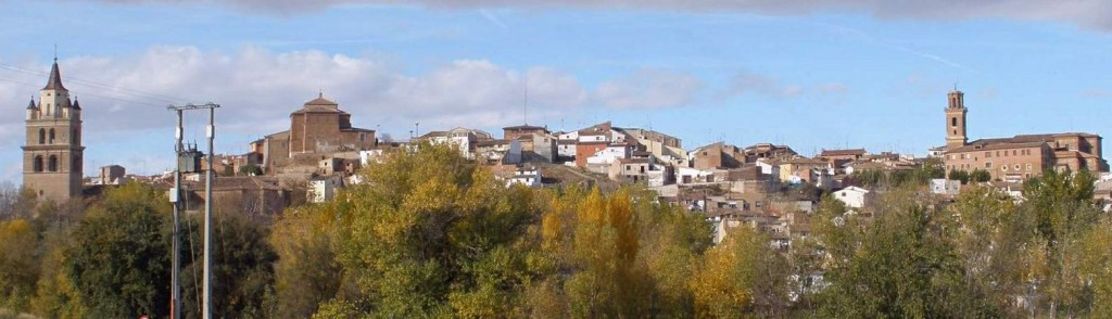 Panorama view of the historical district of Calahorra. Photograph: Own Work by De Zarateman via Creative Commons.De Zarateman - Trabajo propio, CC0, https://commons.wikimedia.org/w/index.php?curid=50474431