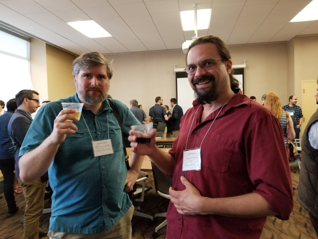 20180510_180517 Sean and David at our Reception