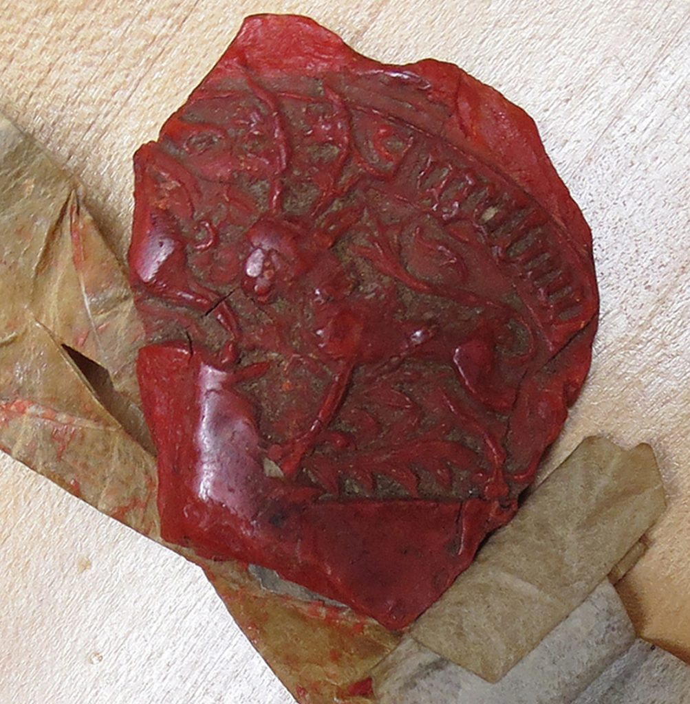 Preston Charter 12 Seal Upright. Photograph Mildred Budn