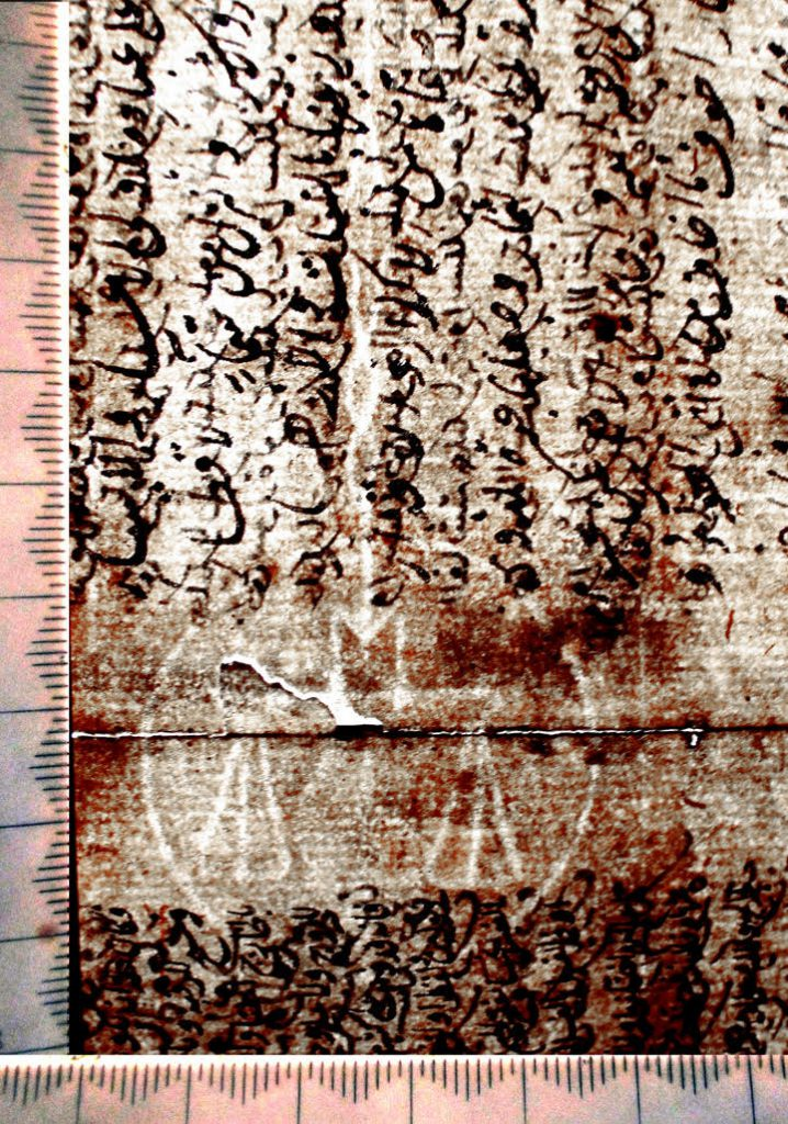 Turkish Binding Fragment with Balance Watermark.