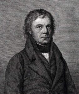 Portrait of Leander van Eß by Martin Esslinger (1793-1841), Public domain, via Wikimedia Commons.
