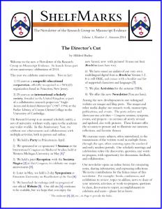 2014 ShelfMarks-1-1 page 1